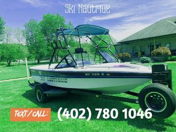 Photo $$$$ For Saleing Ski Nautique 19 Ft with highly fitness$$$$$ - $1,600 (savannah)