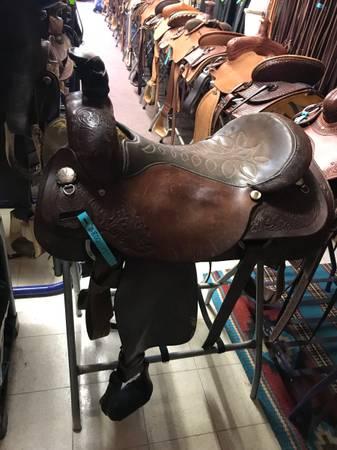 Photo 17 Circle Y Saddle - $800 (Sidney)