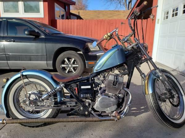 Photo 1986 Honda ChopperBobber - $1,700 (Alliance)