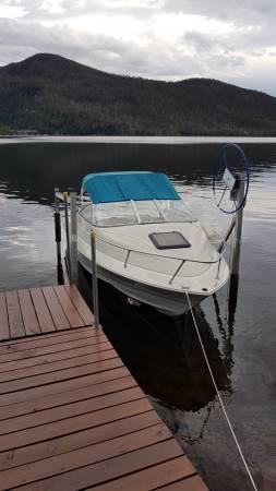 Photo 2000 Bayliner Capri Cuddy  Boat Lift - $13,900 (Golden, CO)