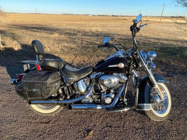 Photo 2002 Harley Davidson Heritage Classic - $5,800 (Alliance)