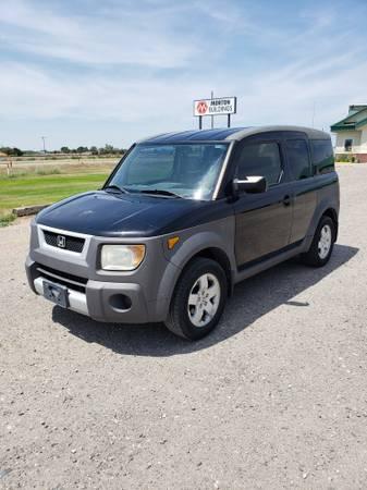 Photo 2003 Honda Element 4wd - $2,400 (Scottsbluff Ne 69361)