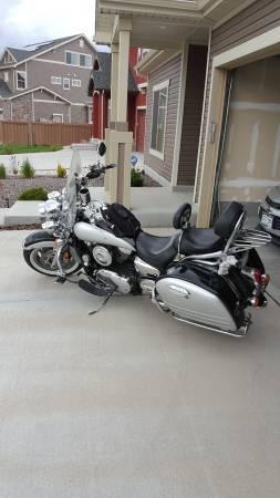 Photo 2005 Kawasaki Vulcan Nomad 1600 - $3,900 (Green Valley Ranch (Denver))