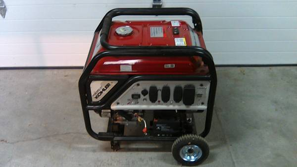 Photo AMP  Kohler Generator - $2,000 (Scottsbluff, NE)