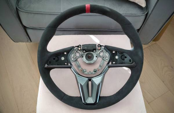 Photo Brand New 2017 Nissan GTR Nismo Steering Wheel - $1,300 (Parker)