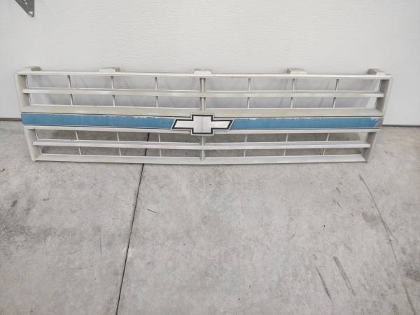Photo Chevy Squarebody grilles for sale 81-87 - $100 (Kremmling)