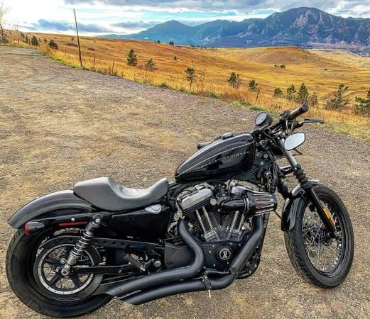 Photo Harley Davidson 1200XLN Nightster - $6,000 (Broomfield)