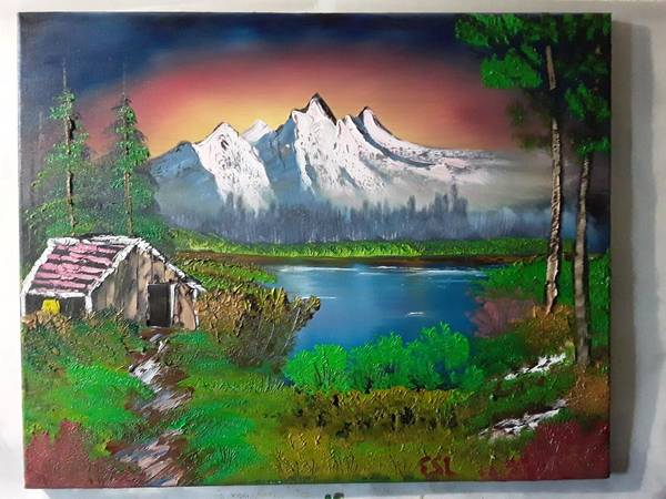 Photo I am Selling My Paintings $25 Each - $25 (Federal Heights)