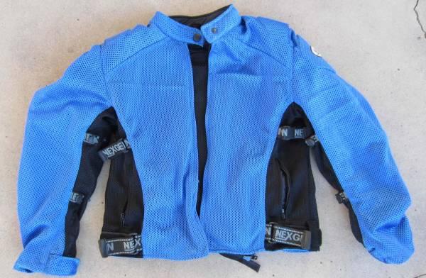 Photo NexGen Mesh Motorcycle Jacket - Removable Armor - Excellent Cond - $49 (Denver - Wash Park)