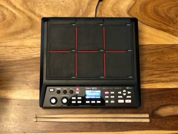 Photo Roland SPD-SX Sling Drum Pad - $599 (Arvada)