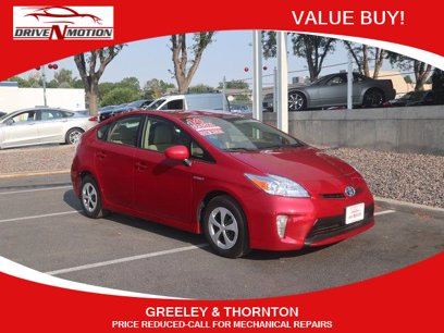 Photo Used 2014 Toyota Prius Three for sale