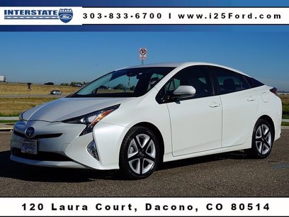 Photo Used 2016 Toyota Prius Three Touring for sale