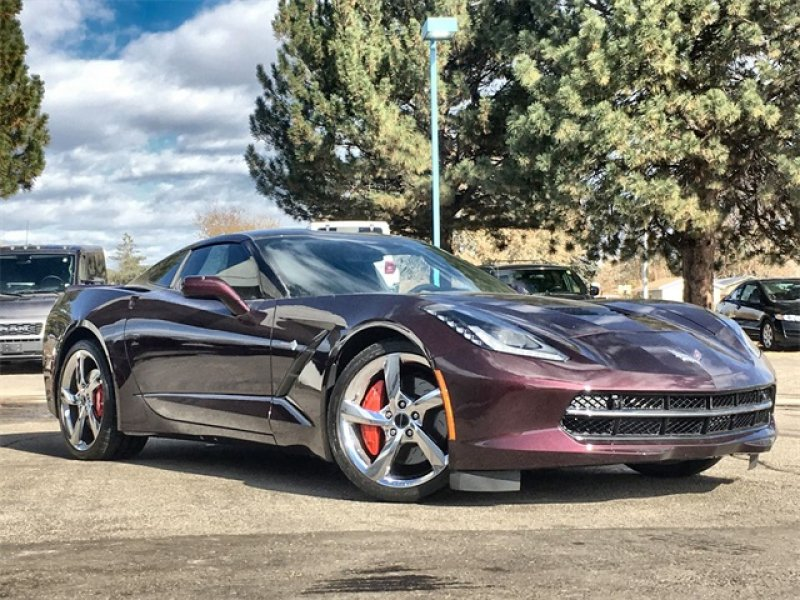 corvette stingray z51 chevrolet 3lt coupe scottsbluff larger