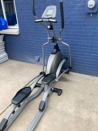 Photo vision fitness x6000 elliptical - $100 (Denver)