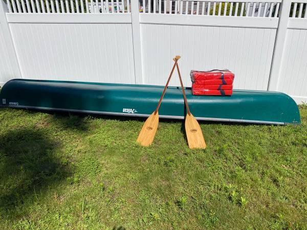 Photo 15 12 ft Pelican Canoe - $550 (Dupont)