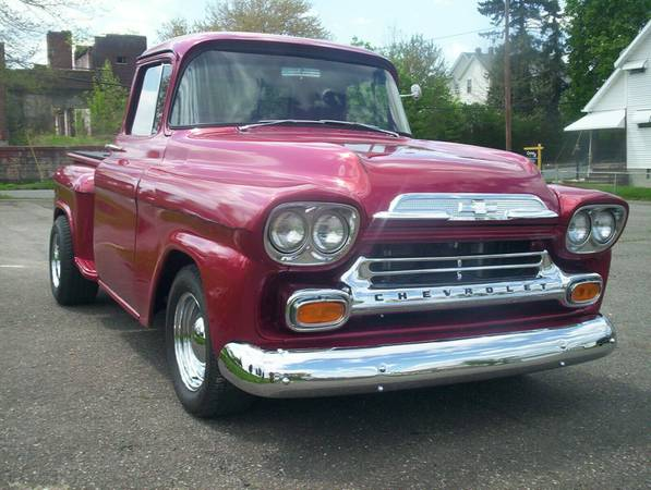 Photo 1959 Chevy 1955 truck 1956 parts 1957 various 1958 55 56 57 u 58 u 59 - $1 (Nanticoke, PA)