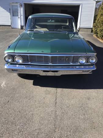 Photo 1964 Ford Galaxie 500 - $15000 (Waymart)