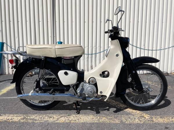 Photo 1965 Honda Cub 50 Survivor beautiful original bike runs excellent - $2,500 (Scranton)