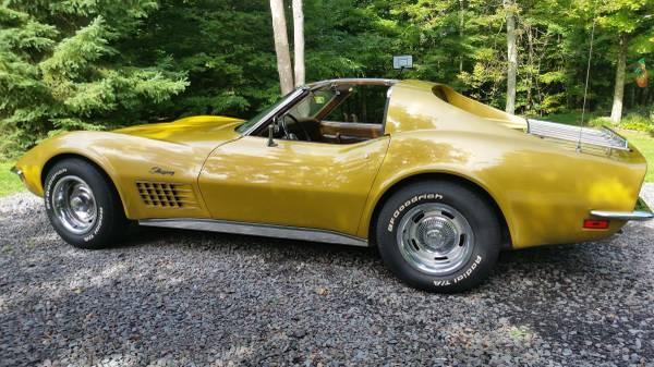 Photo 1972 Corvette - $24900 (moscow)