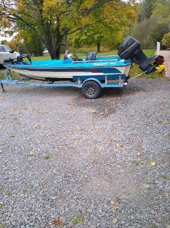 Photo 1987 Ranger Boat - $2,900 (White caucasian)