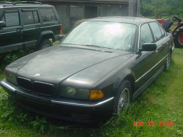 Photo 1997 BMW 740IL project - $1,200 (clarks summit  lake winola)