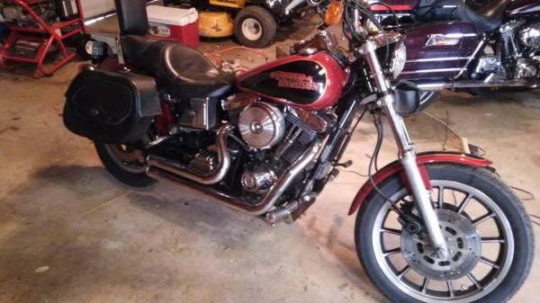 Photo 1998 Harley Davidson Low Rider - $6,000 (Riegelsville Pa)