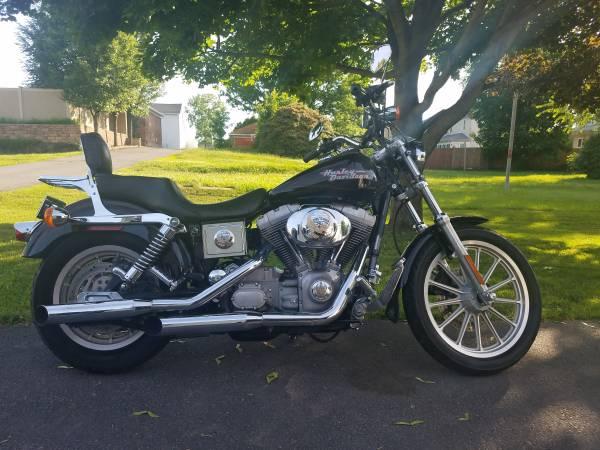 Photo 2001 Harley-Davidson FXDC Dyna Glide - $5,500 (Old Forge PA)