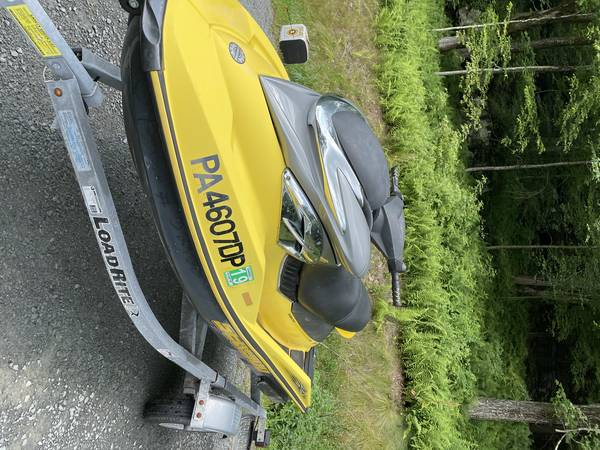 Photo 2004 Sea Doo RXP Supercharged Jet Ski with 2017 Trailer - $4,500 (Honesdale)