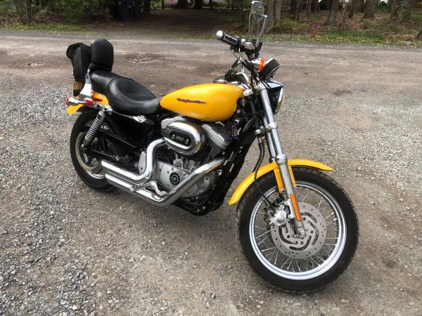 Photo 2005 Harley Davidson 1200 Custom Sportster - $4,950 (O.B.O. Mt. Cobb, PA)