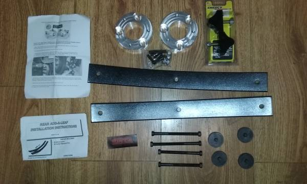Photo 2005 Thru 2020 Nissan Frontier 4WD  2WD 2quot Lift Kit - $95 (Forty Fort)