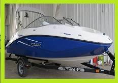 Photo ..2010 Sea-Doo 180 CHALLENGER SE 255-hp SCICRotax 4-TEC enginequot(S - $11,500 (scranton)