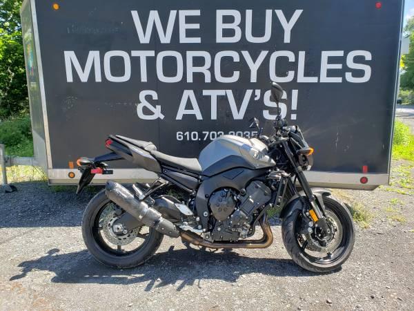 Photo 2013 Yamaha FZ8 SAME DAY FINANCING - $6,999 (NESQUEHONING)