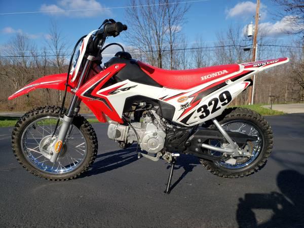 Photo 2016 Honda CRF 110 - $2,600 (Coopersburg)