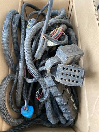 Photo BOSS Snow Plow Wiring Harness - $275 (Waverly Township)