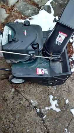Photo Craftsman snowblower - $200 (Tunkhannock PA)
