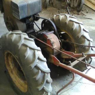Photo David Bradley Walk Behind Tractor - $450 (Shickshinny)