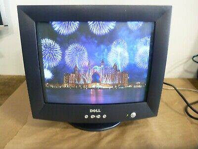 Photo FREE DELL CRT 17quot GAMING MONITOR (Duryea)