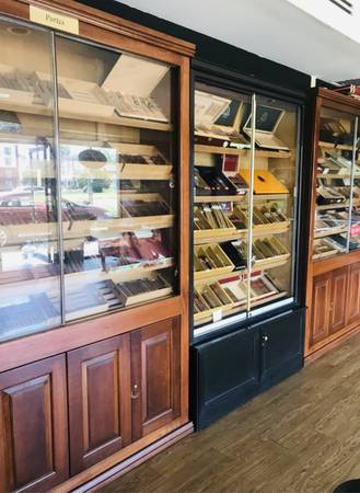 Photo HUMIDOR (Commercial  Retail Display Style) - $2800