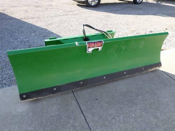 John Deere Frontier 739 Snow Plow - $2,000 (freeburg)
