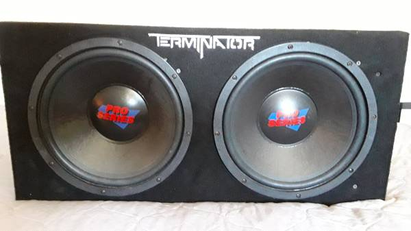 Photo MTX audio - $75 (TAYLOR)