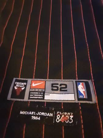 Photo Michael Jordan jersey (Scranton)