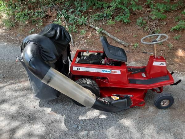 Photo Nice Murray riding mower - $360 (Hunlock Creek)