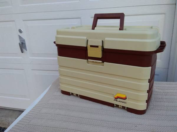 Photo PLANO 4 Drawer Tackle Box-Filled - $300 (Drums, Pa.)