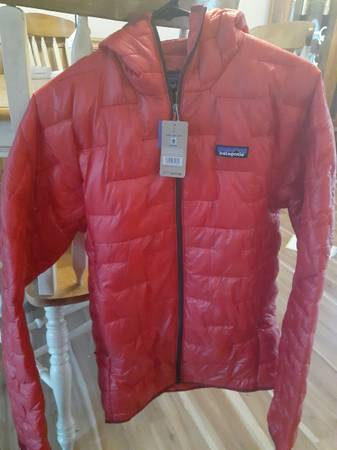Photo Patagonia down jacket - $200 (Dickson City)