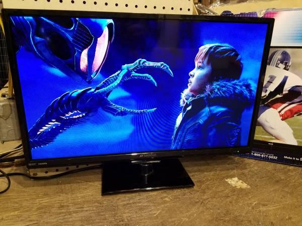 Photo Sansui 24quot LED-LCD HDTV - $45 (Forest City)