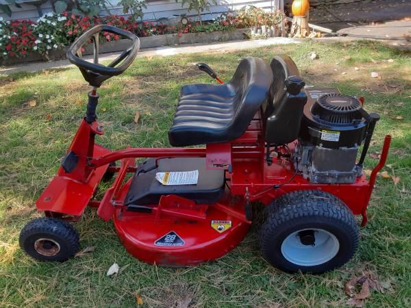 Photo Snapper riding mower - $395 (Hunlock creek)