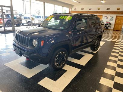 Photo Used 2016 Jeep Renegade 4WD Trailhawk for sale