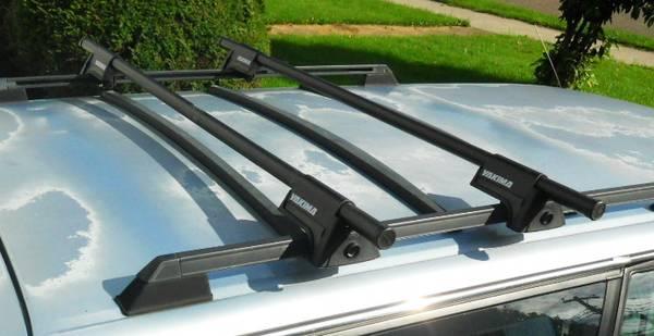 Photo Yakima Roof rack for side rails, SUV, Van ,Wagon - $135 (scranton)