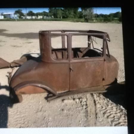 Photo 1927 ford model T - $1,500 (Deadwood)
