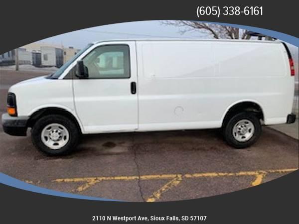 Photo 2013 Chevrolet Express 2500 Cargo - $5595